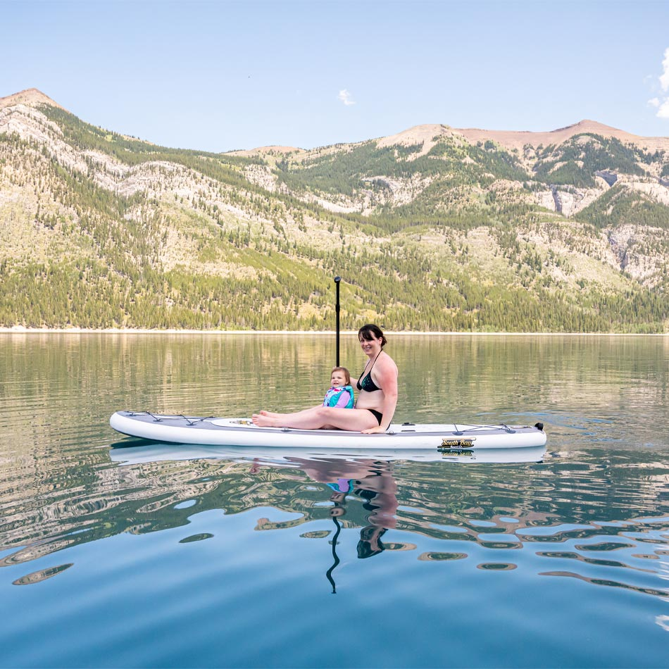 South Bay board co. inflatable paddle board, ISUP, SUP, stand up paddle board, best paddle board, best inflatable stand up paddle board, easiest paddle board to transport, best beginner paddle board, best beginner stand up paddle board, best beginner SUP, family paddle board