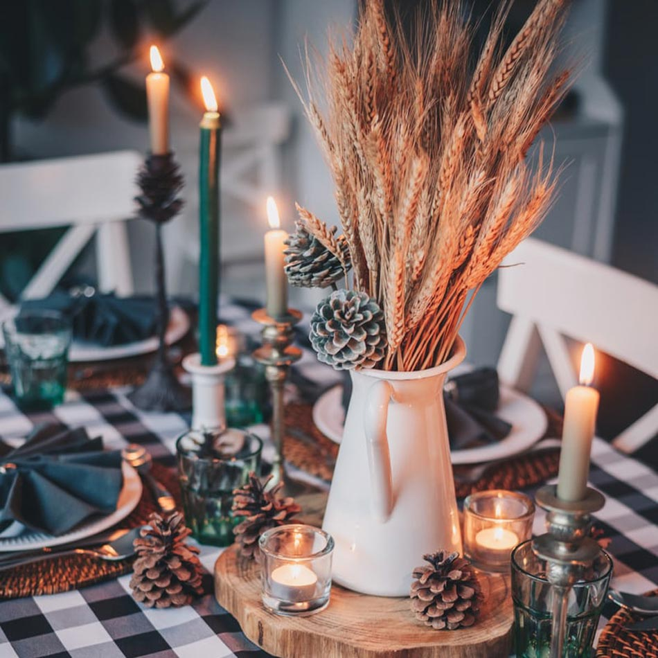 fall floral arrangements, fall floral decor, fall vase arrangements, fall vases, leafy arrangements, wild flower arrangements, fall table design, thanksgiving florals, thanksgiving floral arrangements, harvest table arrangement, harvest sheaves arrangement, wheat sheaves in vase